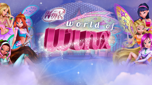 Winx Club: World of Winx   Free Games for Kids   Nick Games
