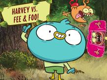 Harvey vs. Fee & Foo!