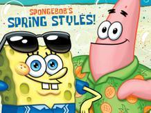 SpongeBob's Spring Styles!
