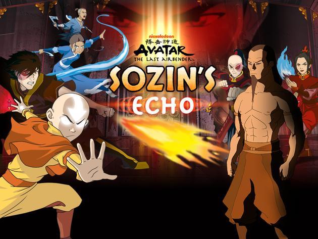 Avatar The Last Airbender: Sozin's Echo