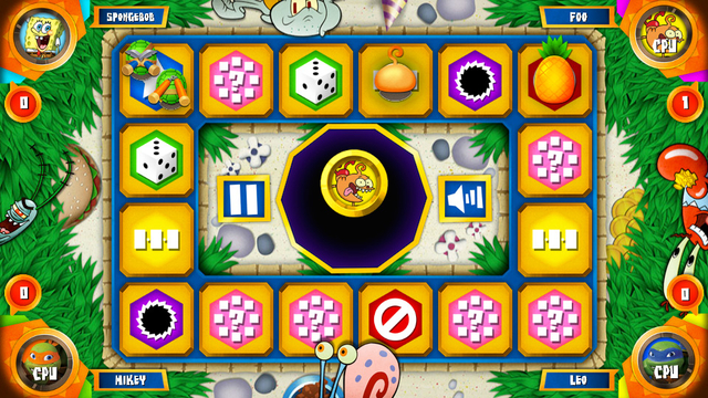 Nickelodeon Block Party 2 Strategy Game
