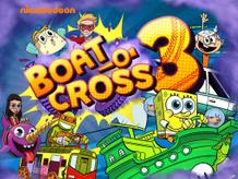 Nickelodeon: Boat-o-Cross 3