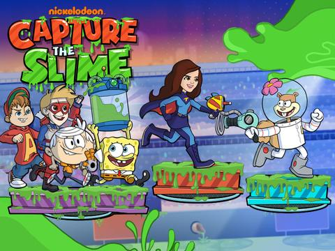 Nickelodeon: Capture the Slime
