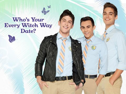 Every Witch Way: Who's Your EWW Date?