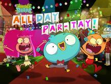 Harvey Beaks: All Day Par-Tay