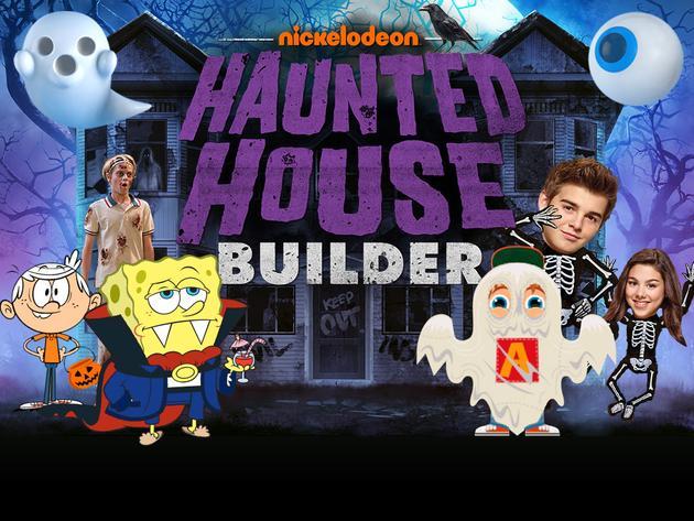 Nickelodeon: Haunted House Builder