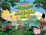 Hey Arnold! The Jungle Movie: Scavenger Hunt