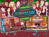 Nickelodeon's Ho Ho Holiday Escape Game