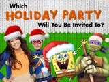Nickelodeon: Which Holiday Party Will You Be Invited to?