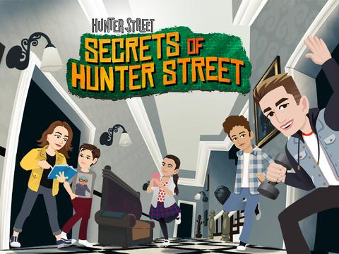 Hunter Street: Secrets of Hunter Street