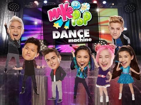 Make It Pop: Dance Machine