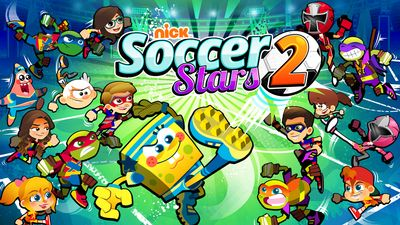 Nickelodeon: Soccer Stars 2 Sports Game | Nickelodeon