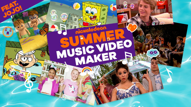 Nickelodeon: Summer Music Video Maker Music Game | Games | Nick UK