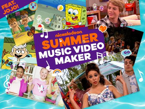 Nickelodeon: Summer Music Video Maker