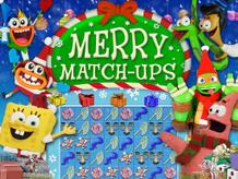 Nickelodeon Merry Match-Ups