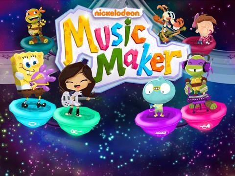 Nickelodeon: Music Maker