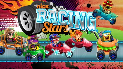 Nickelodeon Racing Stars Racing Game | Nickelodeon