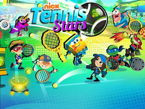 Nickelodeon: Tennis Stars