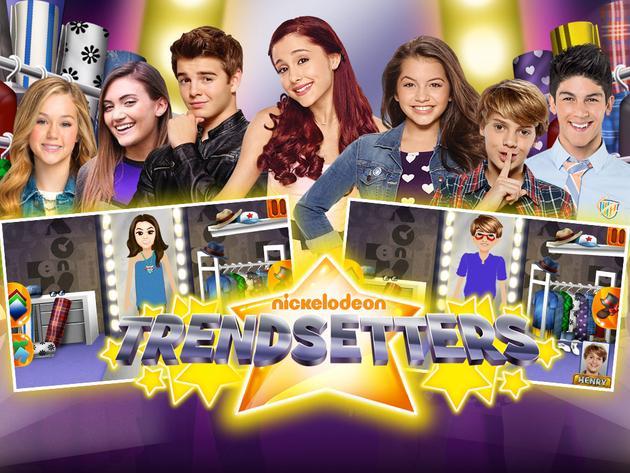 Nickelodeon Trendsetters