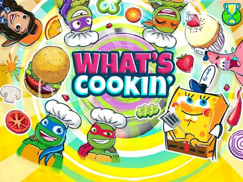 Nickelodeon: What's Cookin'
