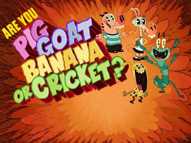 Pig Goat Banana Cricket: Are You Pig, Goat, Banana, Or Cricket?