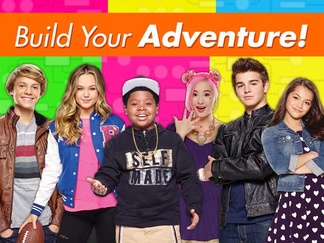Nickelodeon: Build Your Adventure!