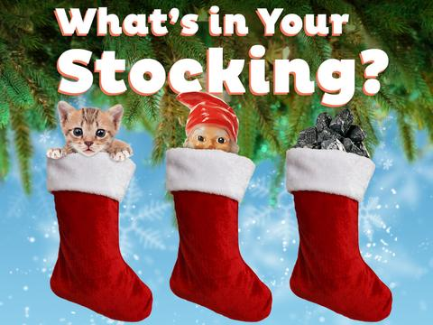 Nickelodeon: What's In Your Stocking?