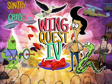 Sanjay and Craig: Wing Quest IV