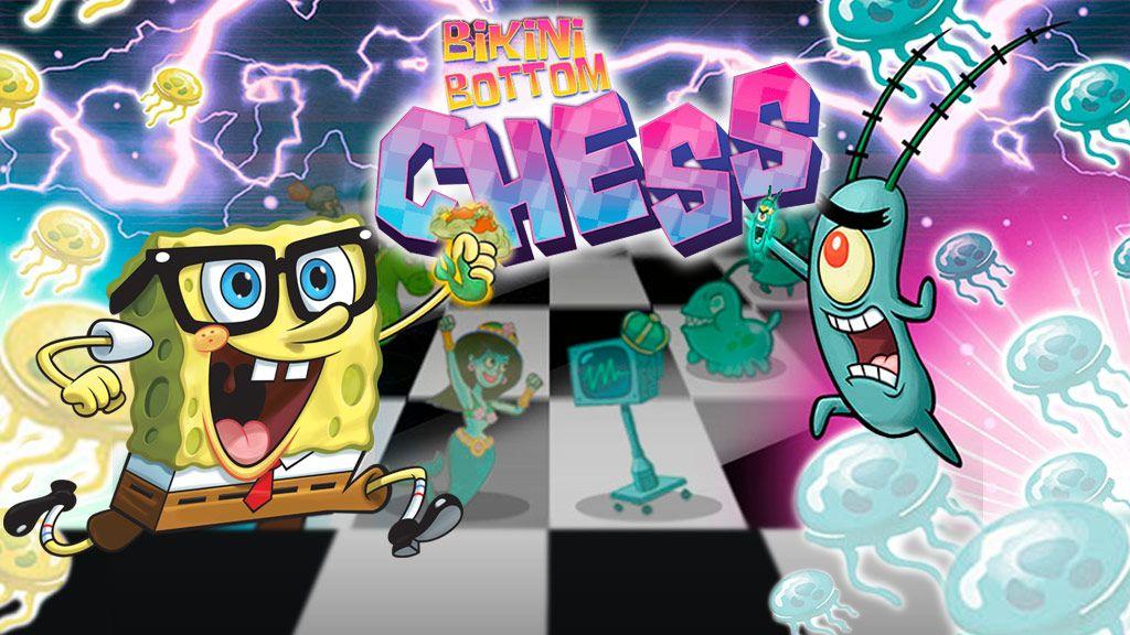 Игры никелодеон шахматы губка боб игры про губка боб на пк