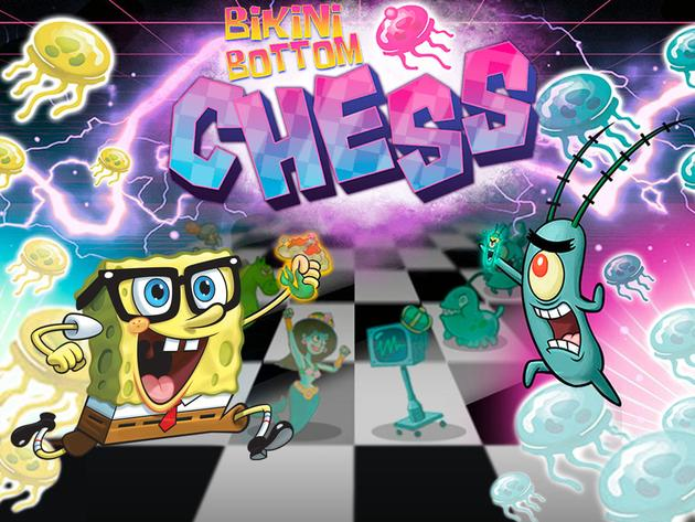SpongeBob SquarePants: Bikini Bottom Chess