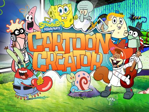 SpongeBob SquarePants: Cartoon Creator