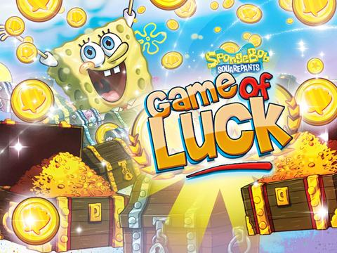 SpongeBob SquarePants: Game Of Luck