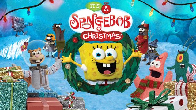 Spongebob Christmas.Spongebob Squarepants It S A Spongebob Christmas Strategy Games