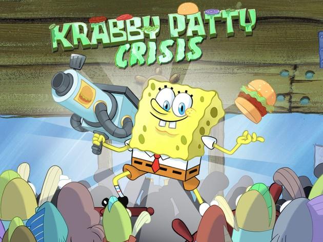 SpongeBob SquarePants: Krabby Patty Crisis