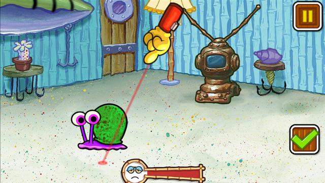 SpongeBob SquarePants Snail Care Role Playing Game