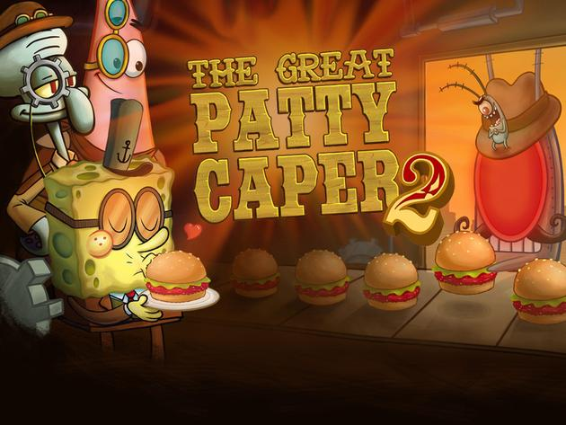 SpongeBob SquarePants: The Great Patty Caper 2