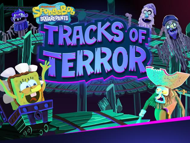 SpongeBob SquarePants: Tracks of Terror