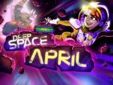 Teenage Mutant Ninja Turtles: Deep Space April