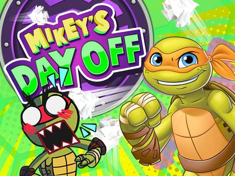 Teenage Mutant Ninja Turtles: Mikey's Day Off