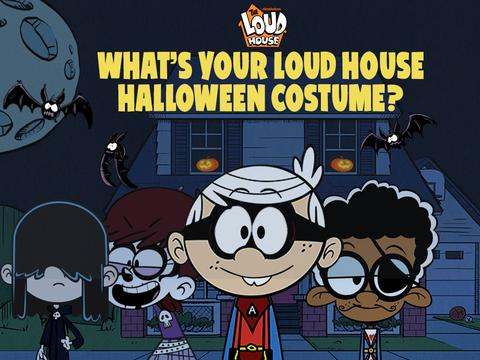 The Loud House: What's Your Loud House Halloween Costume?