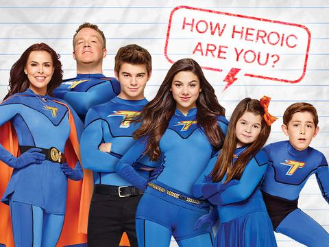 The Thundermans: How Heroic Are You?