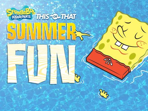 SpongeBob SquarePants: SpongeBob's Summer Fun