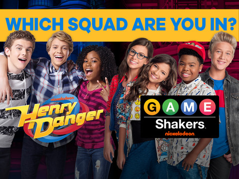 Henry Danger & Game Shakers: Which Squad Are You In?