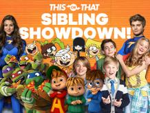 Nickelodeon: Sibling Showdown