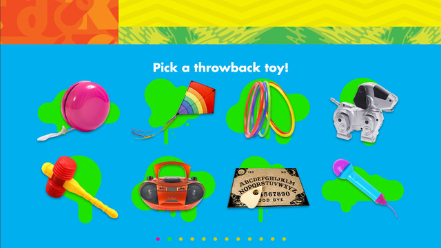 Nickelodeon: Which Throwback Character Are You? Quiz Game
