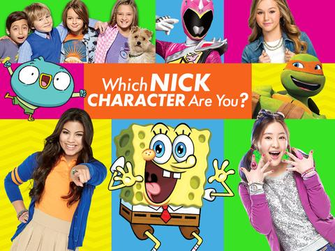 Nickelodeon: Which Nickelodeon Character Are You?
