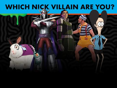 Nickelodeon: Which Nick Villain Are You?