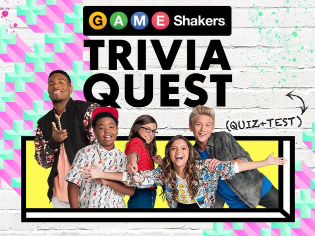 Game Shakers: Trivia Quest