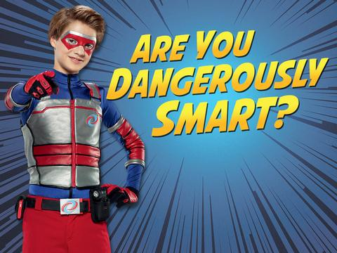 Henry Danger: Are You Dangerously Smart?