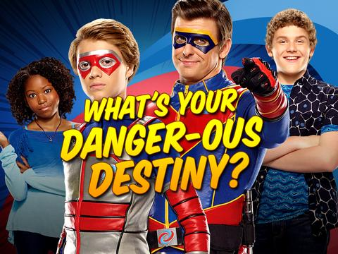 Henry Danger: What's Your Danger-ous Destiny?